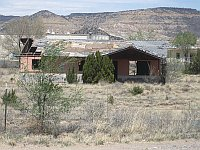 USA - Laguna NM - Abandoned House (24 Apr 2009)